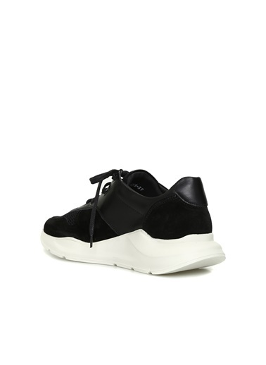 George Hogg Kadın  Sneakers 7004769 Siyah